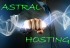 astral hosting - web hosting, where your data is kept on the astral.